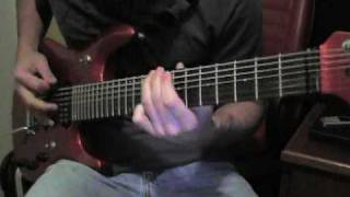 Dream Theater - The Dark Eternal Night Intro - Felipe and Thiago Campos - Studio