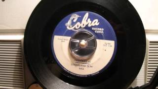 Wild blues rocker on Cobra!! I can listen to this over and over.. i...