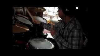 M83 - This Bright Flash (Drum Cover)
