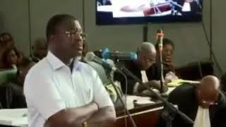 """Le général DABIRA """"on est tous congolais ici""""  mdrrrr"""