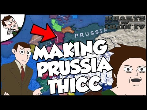 Trying to Create a German Empire in 1850 Hearts of Iron 4 hoi4 Victoria Mod