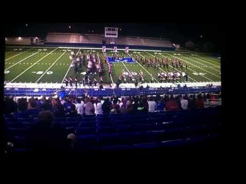 West Memphis High School Band - 2014