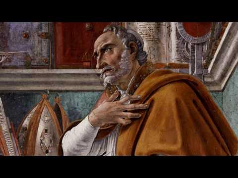SAINT AUGUSTIN (354-430) – Une vie, une œuvre [1987]