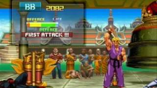 Super Street Fighter 2 Turbo HD Mugen Remix playthrough with Ken 2/2 thumbnail