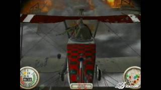 Wings of War Xbox Trailer - Wings of War Trailer