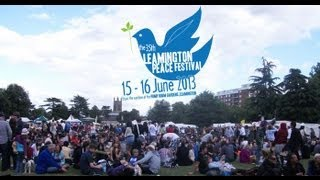 World Peace: Interfaith Forum at Leamington Peace Festival