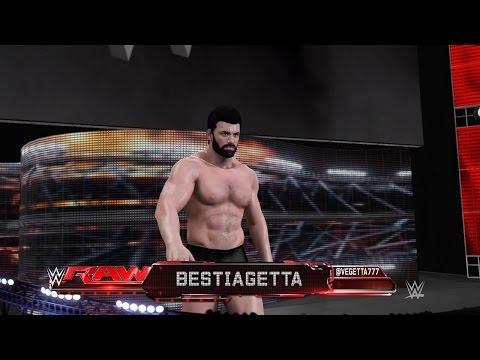 WWE2K17 - BESTIAGETTA HA LLEGADO!