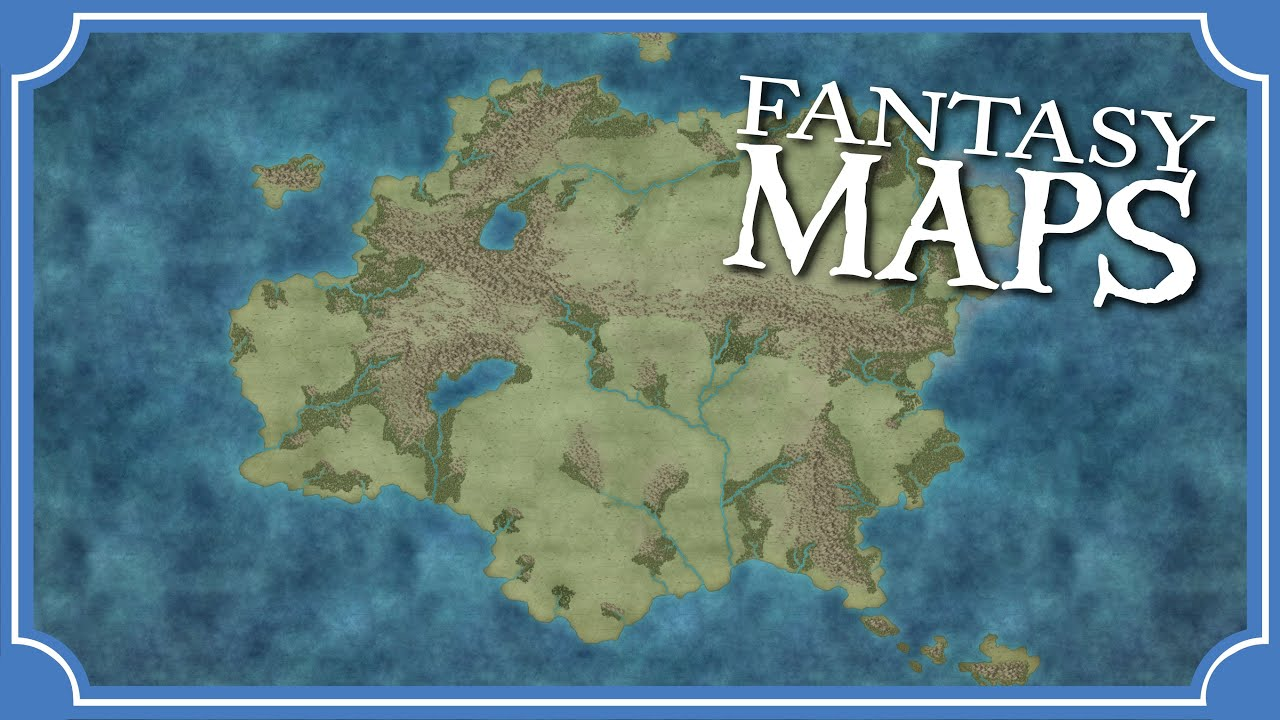 Download Making Fantasy Maps Episode 2 - Rivers & Forests