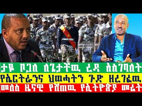 ታዬ ቦጋለ የኤርትራንና ህወሓትን ጉድ ዘረገፈዉ | Ethiopian News | Ethiopia | Zehabesha | ethiopian news today
