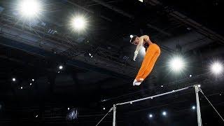 Bart Deurloo (NED) HB 2019 Worlds Stuttgart - Podium Training