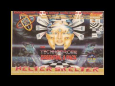 DJ Lomas @ Helter Skelter 1995 Keepin' The Fire Burnin' Technodrome