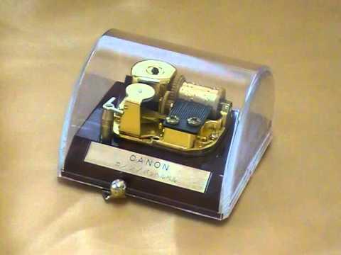 Acrylic Curve Music Box