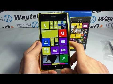 Nokia Lumia 1520 okostelefon bemutató videó | Tech2.hu