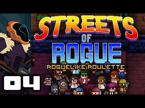 Let's Play Streets of Rogue - PC Gameplay Part 4 - Zombie Durfpocalypse!