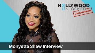 Monyetta Shaw talks Infidelity, Blended Families & Ne-Yo on Hollywood Unlocked [UNCENSORED]