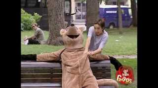 Cigarette In Mascot Hidden Camera Prank