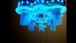 Люстра светодиодная 90766MIX/4+1H LED(Люстра светодиодная 90766MIX/4+1H LED. Купить в интернет-магазине ЛЮСТРЫСПБ: http://lustryspb.ru/katalog-tovarov/lyuctri-cvetodiodnie/lyuctri-cveto..., 2015-11-30T14:16:06.000Z)