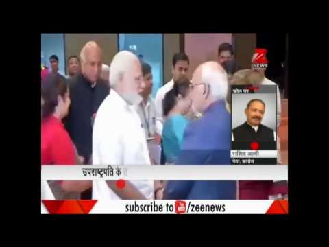 Last TV interview of Vice President Mr Hamid Ansari regarding sense of insecurity among muslims
