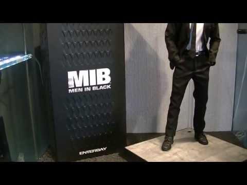 Men In Black Agent J Enterbay