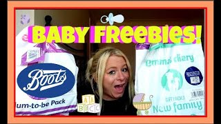 PREGNANCY FREEBIES \u0026 COUPONS