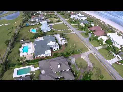 Ponte Vedra Beach Aerial Video