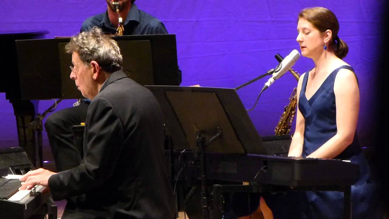 Video von Philip Glass & The Philip Glass Ensemble