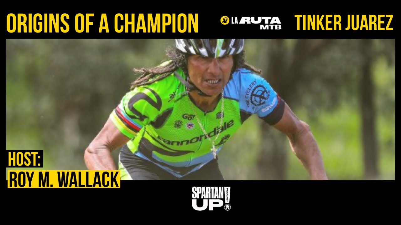 The Origins of a Champion - Mountain Biker Tinker Juarez / LA RUTA