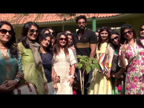 Young FICCI Ladies Organisation Hyderabad - Go Green Initiative