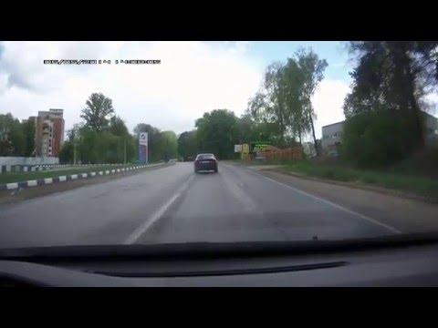 Брянск. М 600 ОМ32 встречка