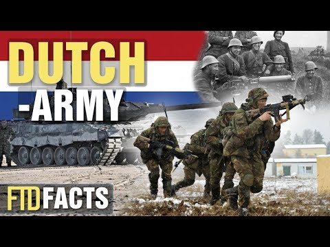 Incredible Facts About The Netherlands Army