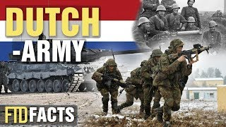 10+ Incredible Facts About The Netherlands Army