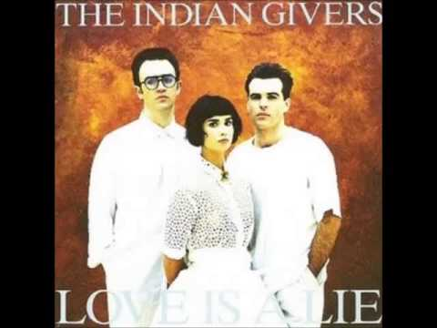 The Indian Givers - Hatcheck Girl