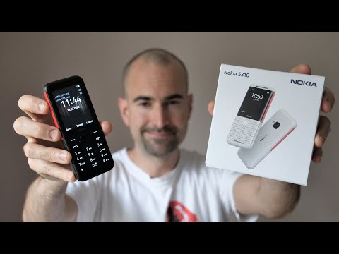 Nokia 5310 (2020) Unboxing & Tour | XpressMusic Returns