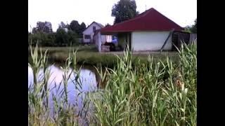 Дом с озером на участке 50 соток (Продаю)