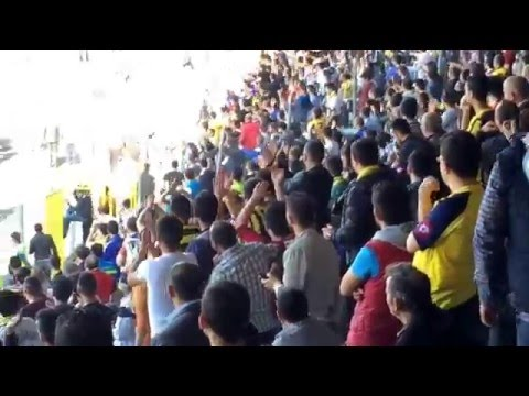 The Ankaragucu-Amedspor Start of Event