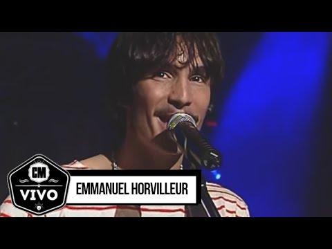 Emmanuel Horvilleur (En vivo) - Show Completo - CM Vivo 2008