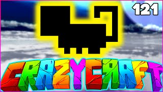 "Minecraft CRAZY CRAFT 3.0 SMP - ""IT FINALLY WORKS !!!"" - Episode 121"