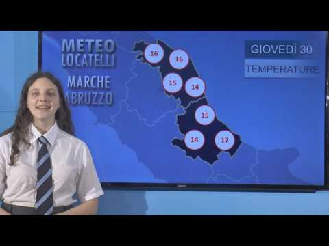 fba2b7300b Previsioni del tempo di giovedì 30 maggio VIDEO - Cityrumors