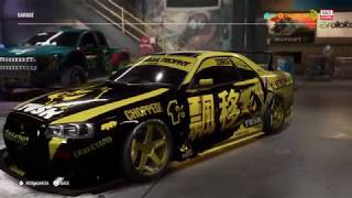 NEED for SPEED payback story mode pt7