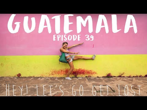 Backpack Guatemala | SOLO FEMALE TRAVELER | Ep. 39 | San Pedro Lake Atítlan