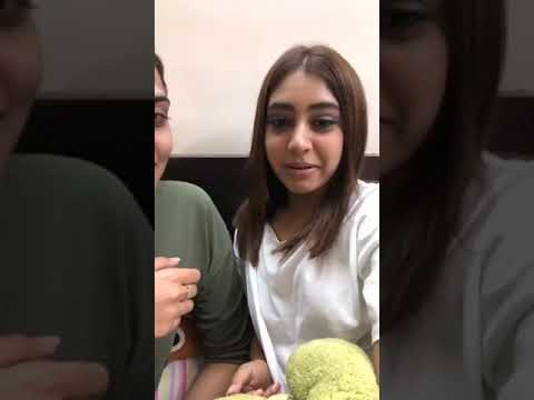 Niti Taylor and renee and chandu together live chat with fans