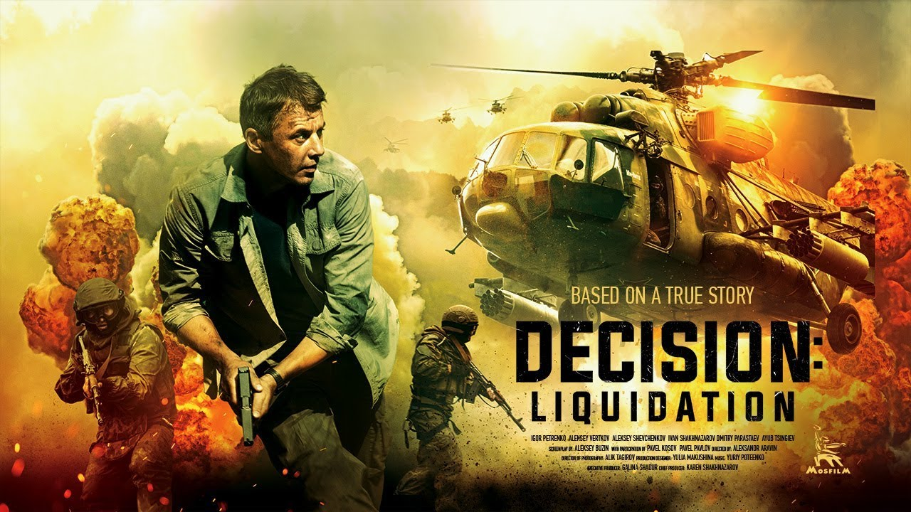 Decision: Liquidation (4K) series 3,4 (action movie, English subtitles)