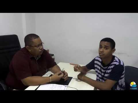 Entrevista com o Secretário Robson Mota