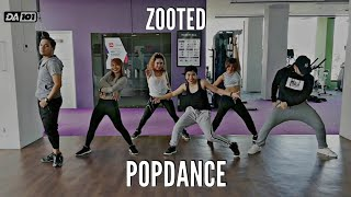 DA101 | ZOOTED | POPDANCE | DANCE FITNESS