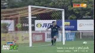 CARMELO GONZALEZ Top Scorer 23 Goals Thai Premier League 2013