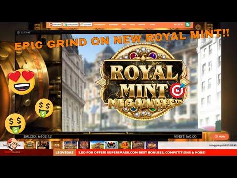 NEW Royal Mint Heartstopper Grind, EPIC Win!!