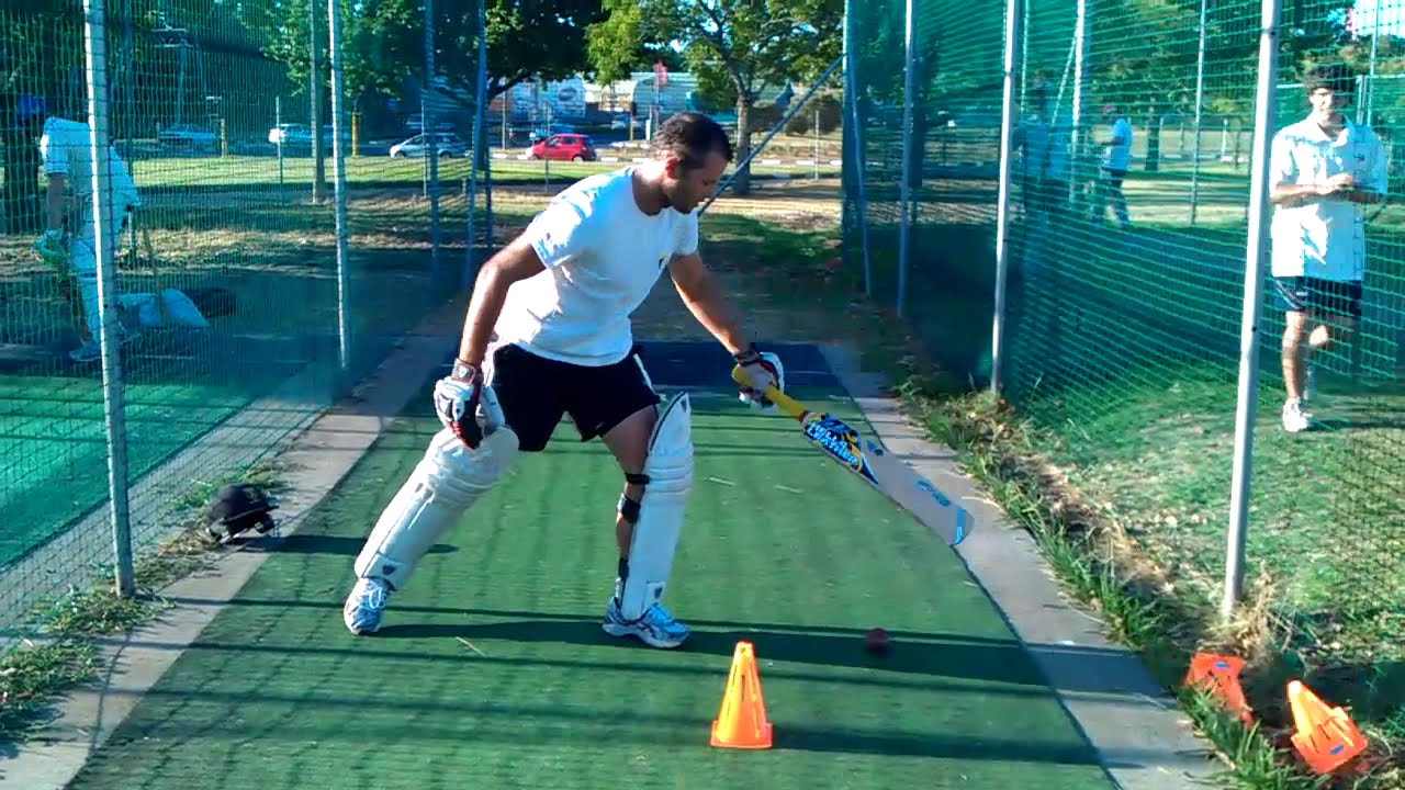 Online Cricket Coaching - Batting Tips and Drills