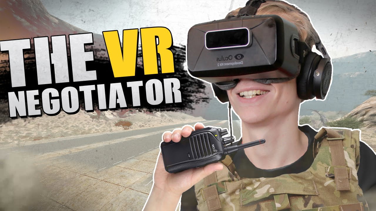Negotiating With Terrorists >> NEGOTIATING WITH TERRORISTS | Negotiator VR (Oculus Rift DK2) - YouTube