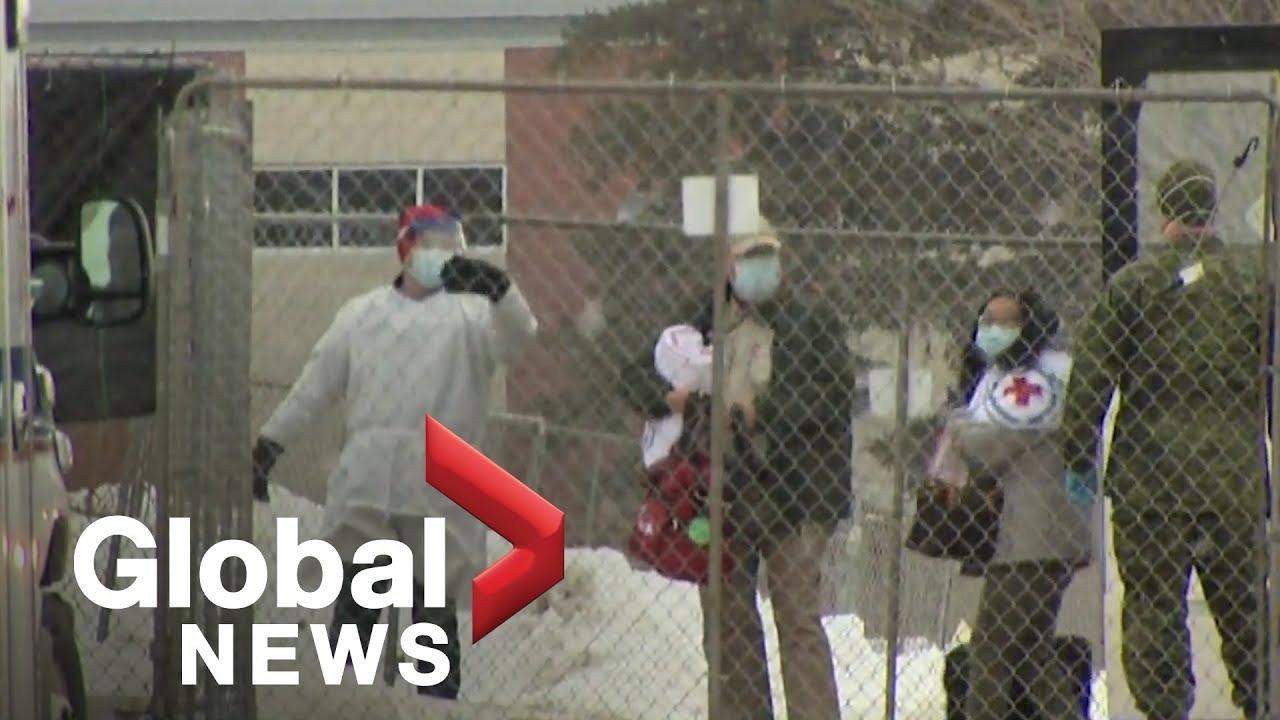 Coronavirus outbreak: New quarantine in Canada; cases soar in South Korea