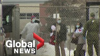 Coronavirus outbreak: New quarantine in Canada, as cases soar in South Korea